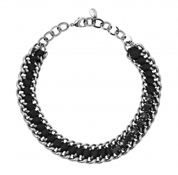 Necklace Black Diamond