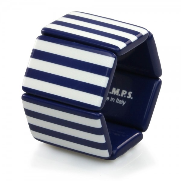 Belta Stripes Blue & White