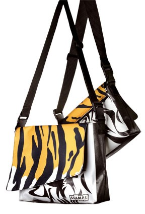Urban Bag Black Tiger