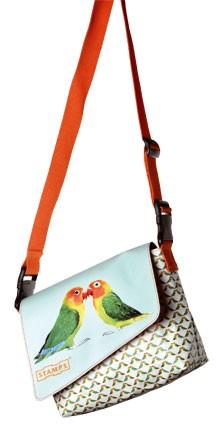 Urban Bag Lovebirds