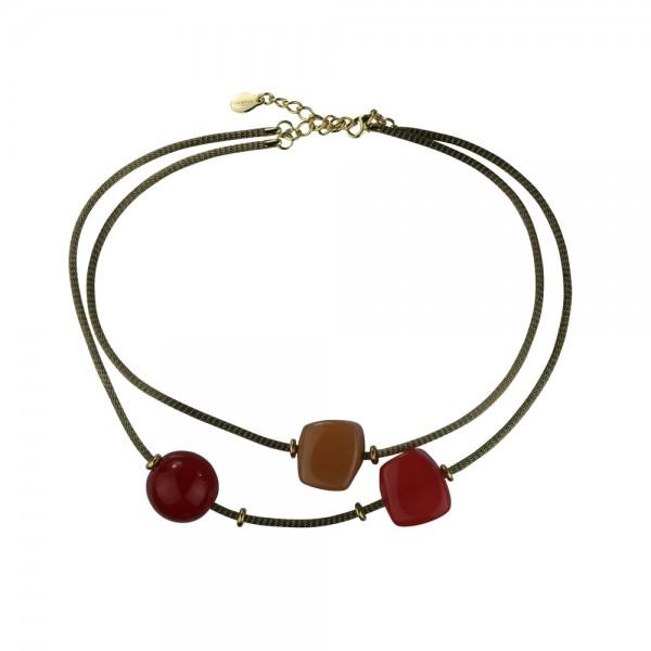 Necklace Golden Orbit