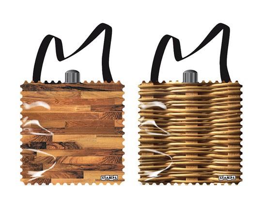Beach Bag Basket