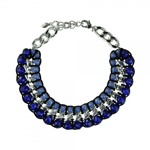 Necklace Blue Orient