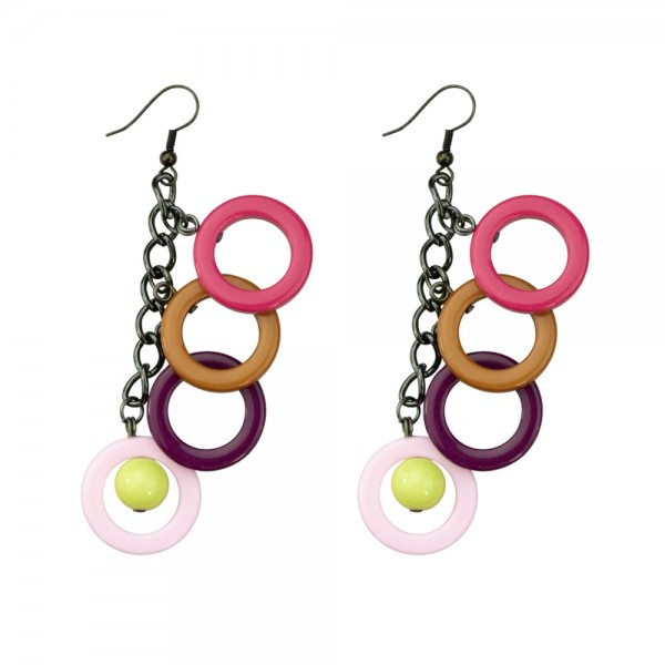 Earring Red Currant