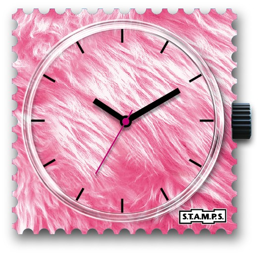 Fluffy Pink