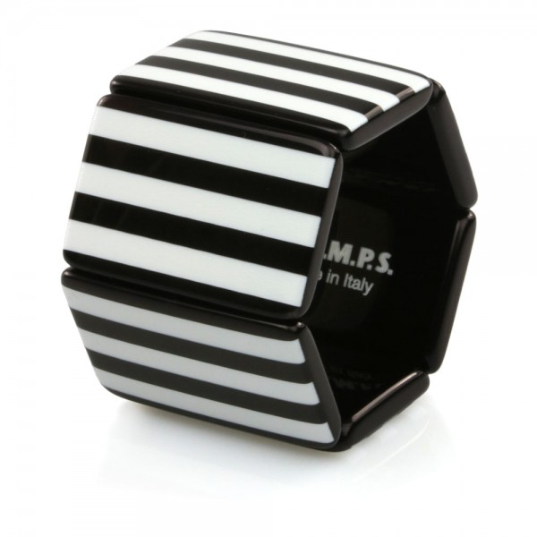 Belta Stripes Black & White