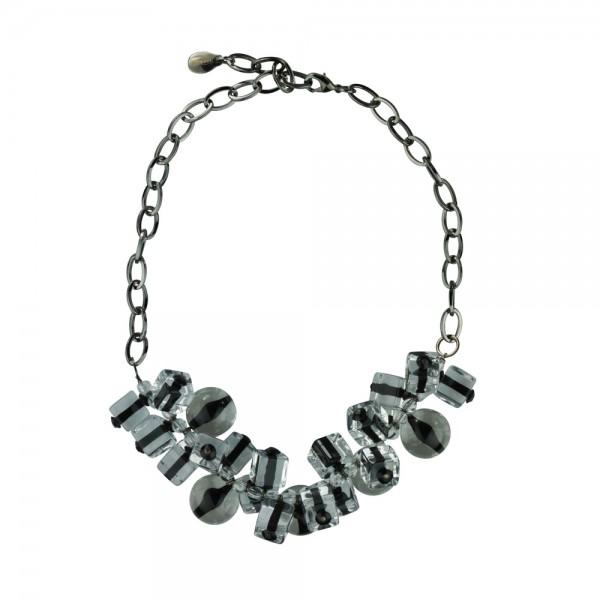 Necklace Black Island