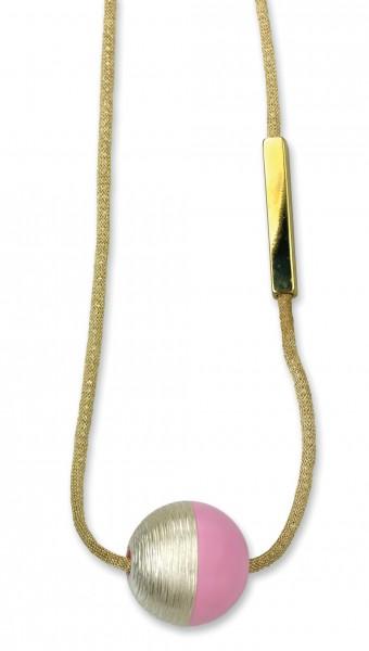 Necklace Metal Moon
