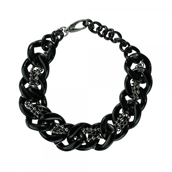 Necklace Black Toy